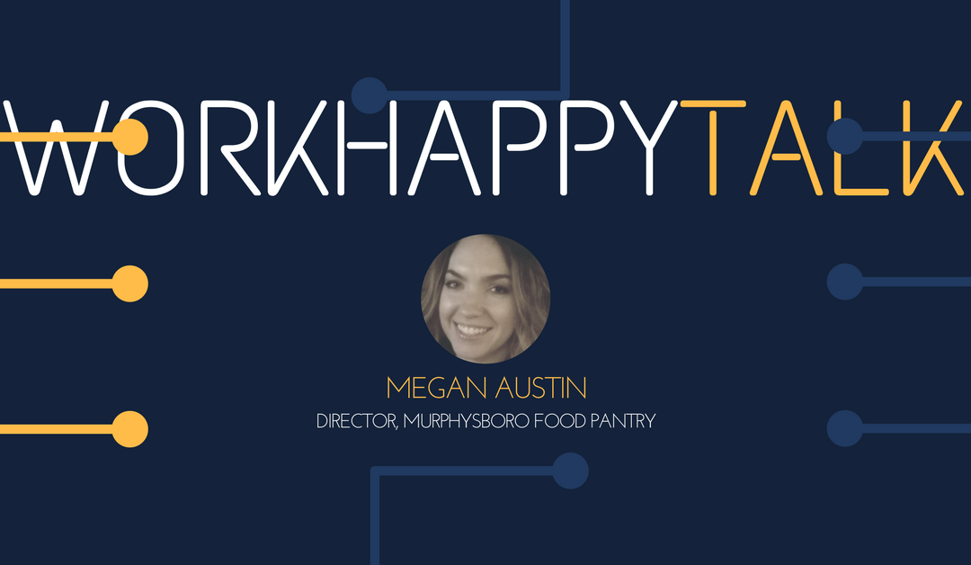 WorkHappy Talk: Find inspiration in Megan Austin's faith-filled journey to career happiness
